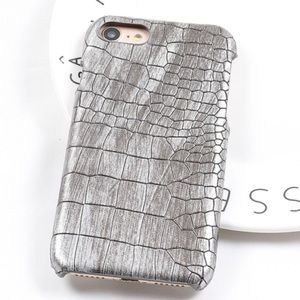 Accessories - LAST 1! FINAL $ iPhone 6+/6s+ Silver Phone Case